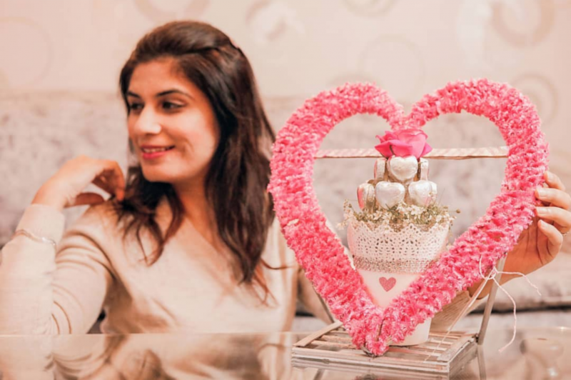 Romantic Valentine gifts for Her
