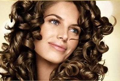 Steps How to curl your hair at home