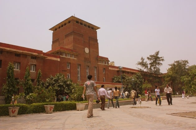 university delhi: