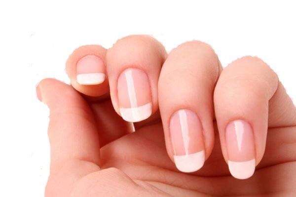 French Manicure-DIY