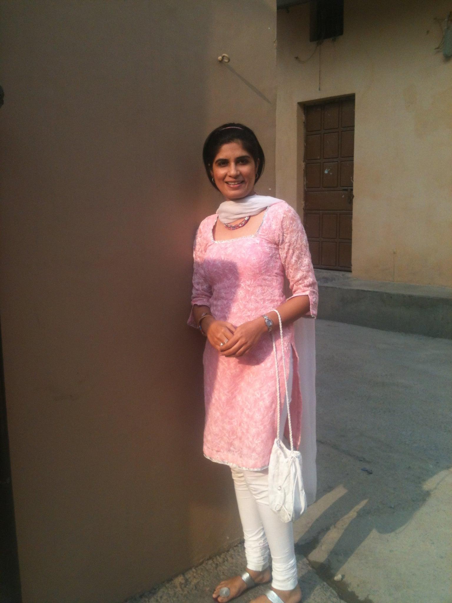 Chikankari Pink Kurta- Let's celebrate Diwali the Indian Way!