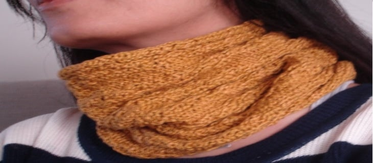 Madison Gold Cowl