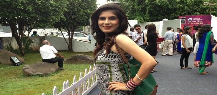 Tanya Virmani Fashion Blogger Delhi