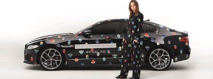 Jaguar and Stella McCartney