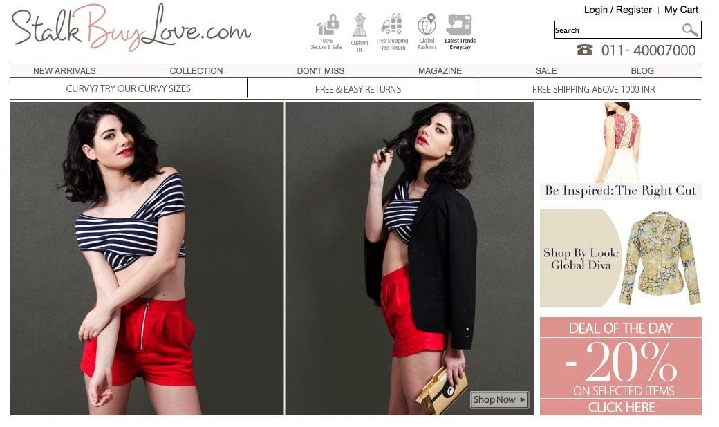 shopping blog