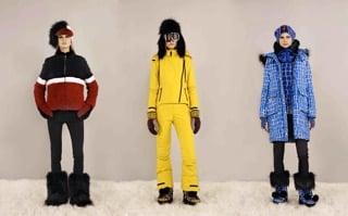 Designer leisurewear