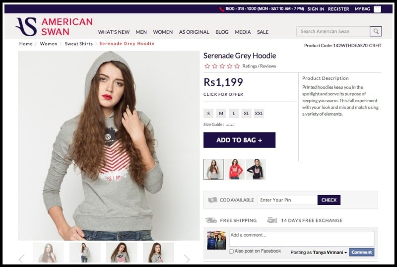 AmericanSwan.com website review