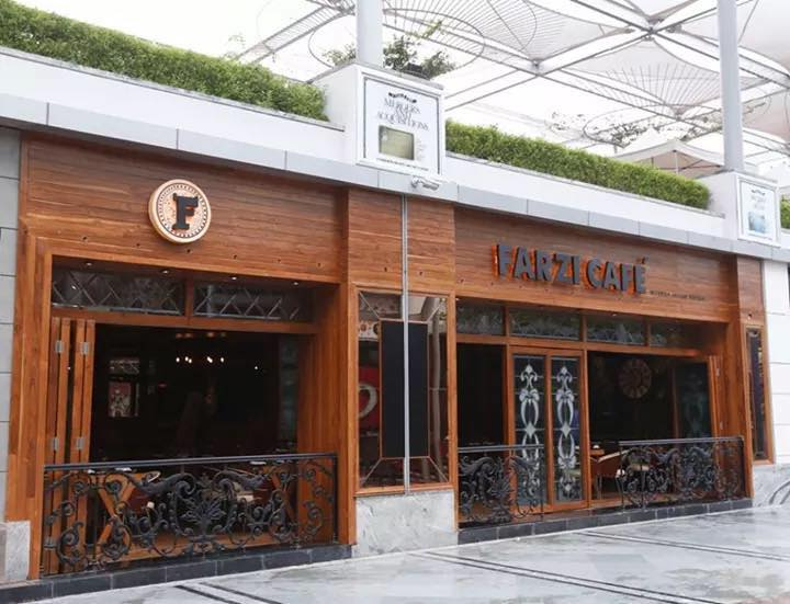 best coffee shops with wifi in Gurgaon