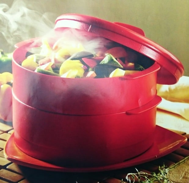 Tupperware steam it recipes