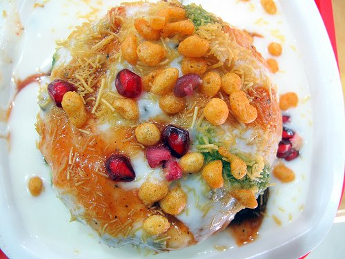 best chaat shops in Delhi
