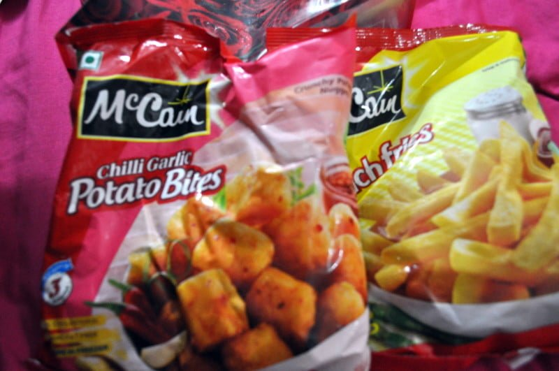 McCain food