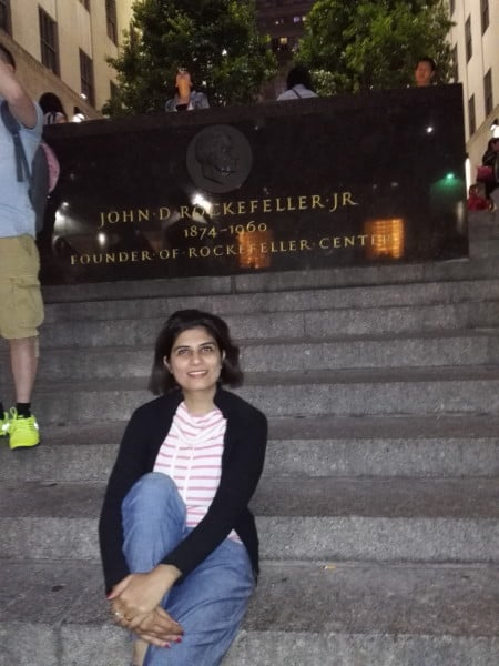 travel blog | rockefeller center | best things to visit in new york