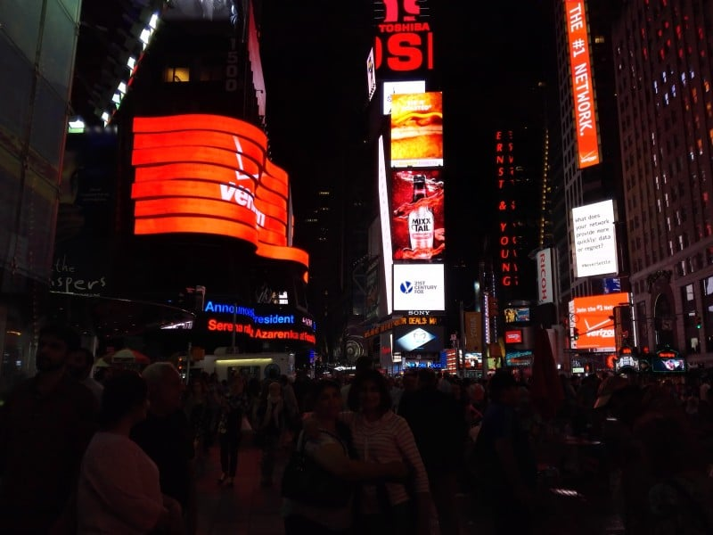 travel blog | time square | Best things to do in new york city