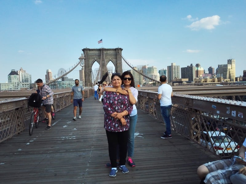travel blog | brooklyn bridge | things to do in New York