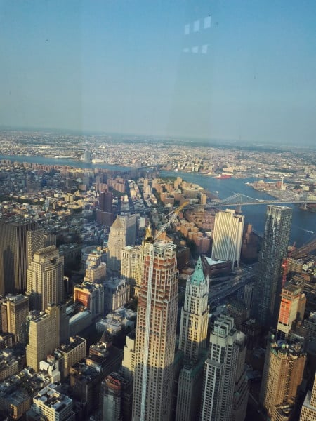travel blog | world trade center | things to do in New York