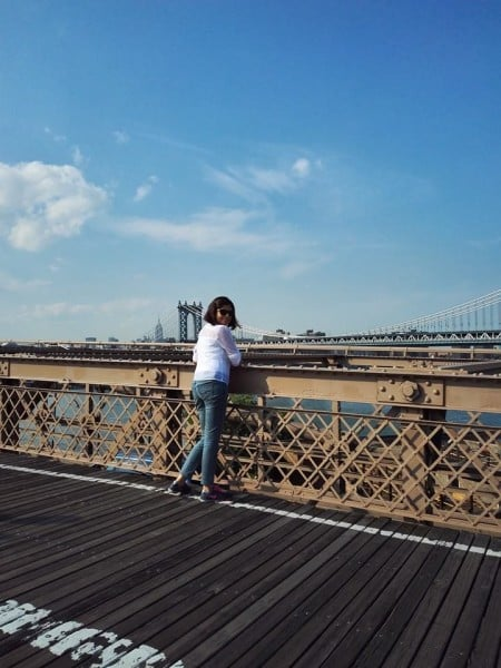 Travel blog | brooklyn bridge | best things in new york to visit