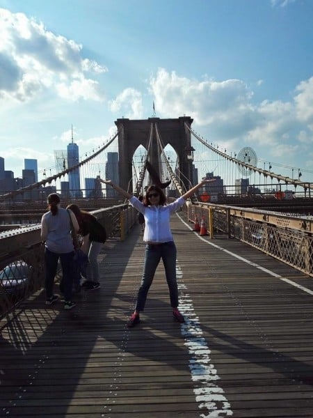 travel blog | brooklyn bridge | best things to do in new york city