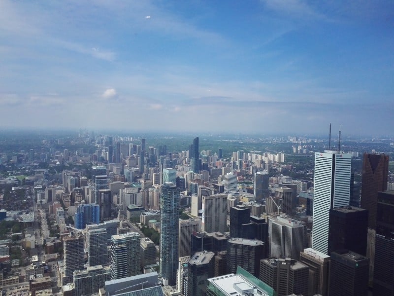 CN Tower/best things to do in toronto canada/2015