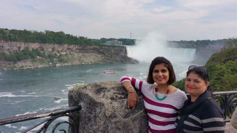 Niagara falls in toronto/2015