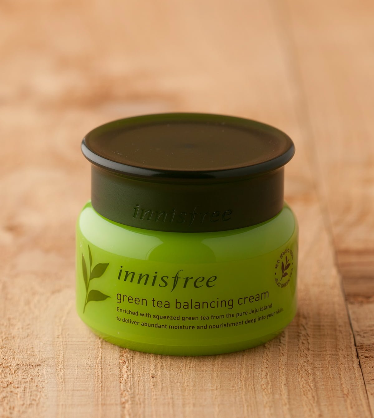 Innisfree Green Tea Balancing Cream review