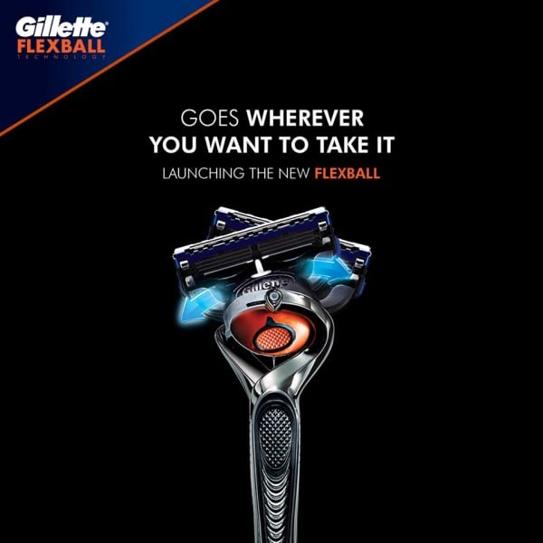 gillette macho review