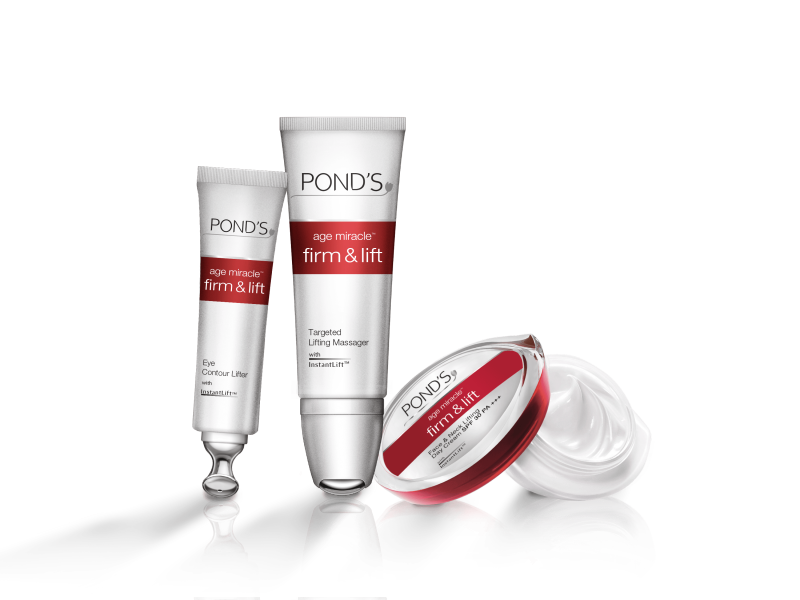 Pond's Age Miracle Firm & Lift Range review