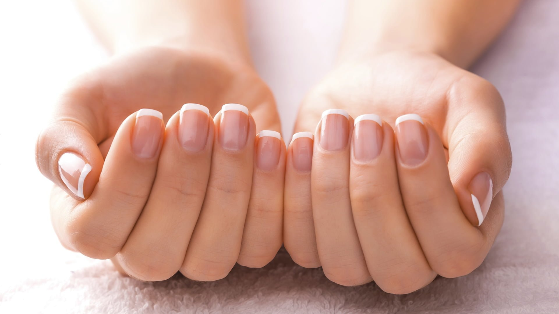 easy nail tips at home