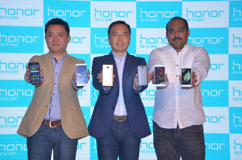Honor 5X and Honor Holly 2 Plus launch in India