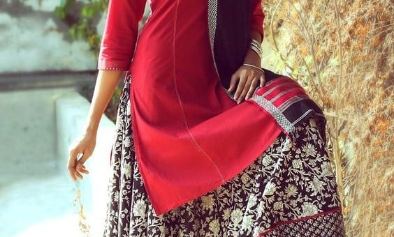 Kurtas with Skirts: The Killer Summer Combination