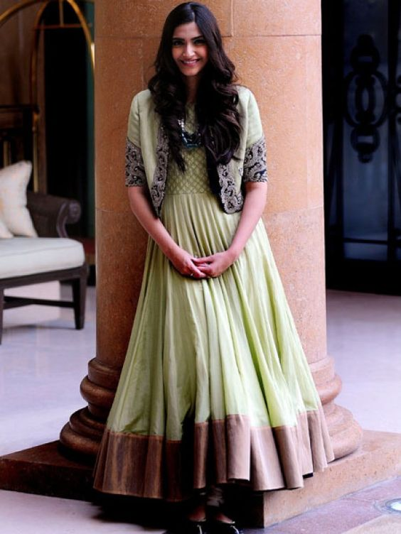 Sonam, the style diva nailing the look!