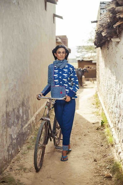 House of Tuhina Bagry Banjara Collection