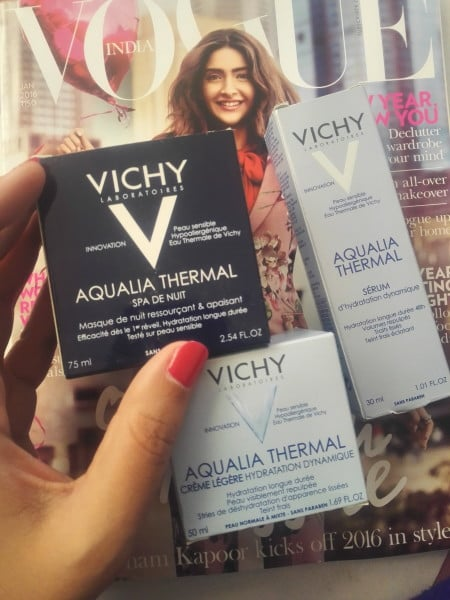 Vichy Aqualia Thermal Range Review