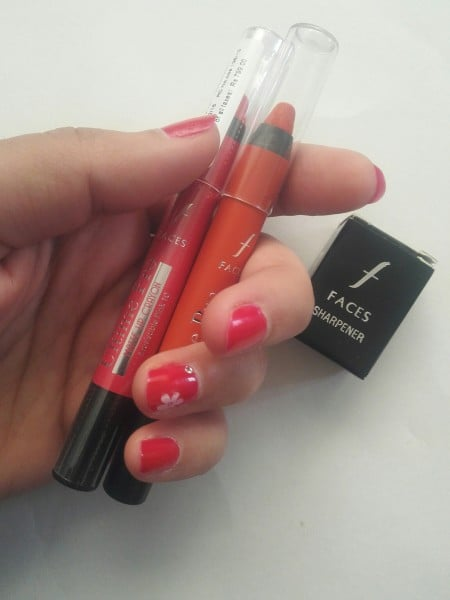 faces ultime pro lip crayon availability