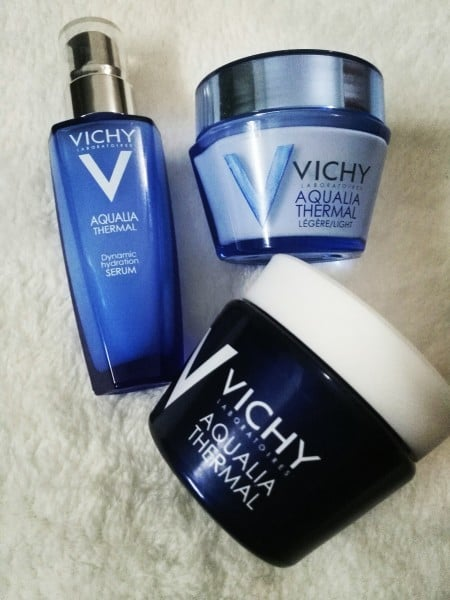 Vichy's Aqualia Thermal Range Review