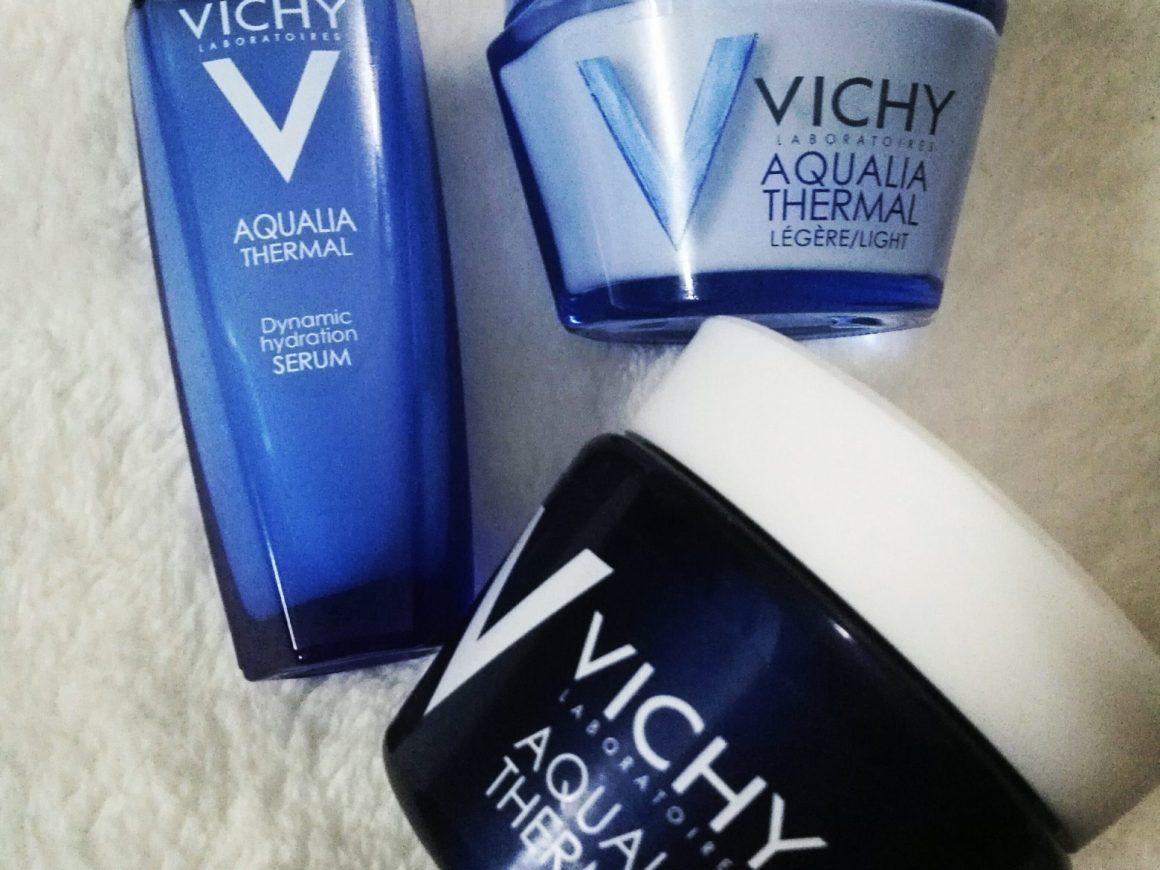 Vichy's Aqualia Thermal Range Review