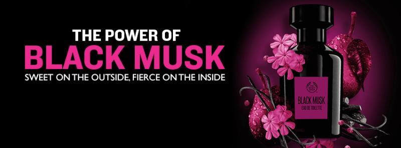 The Body Shop Black Musk Eau De Parfum review