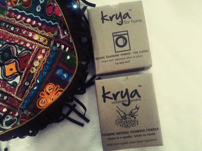 krya sustainable goodies