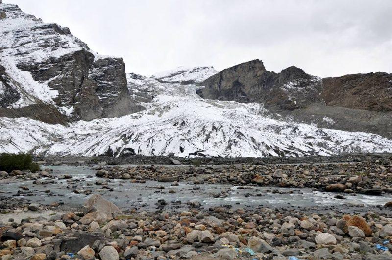 Parachik Glacier