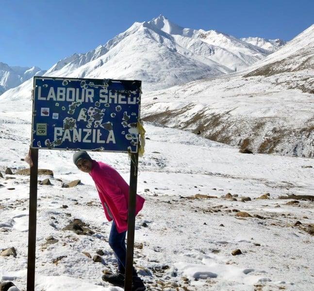 Panzila Top Zanskar