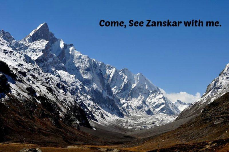Zanskar valley photos