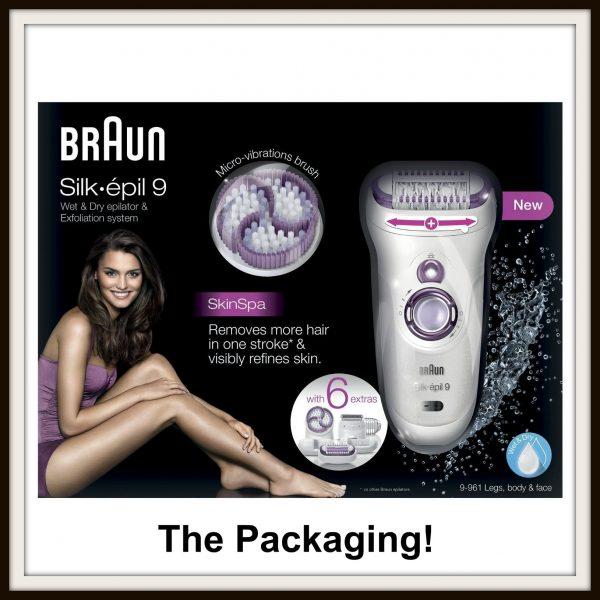 Braun Silk Epil 9 SkinSpa Review