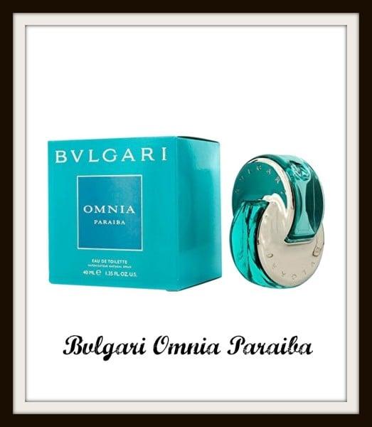 Bvlgari Omnia Paraiba EDT Perfume review