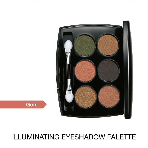 Lakme Illuminating Eye Shadow Palette