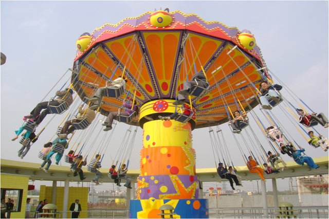 Top 5 amusement parks in Delhi NCR