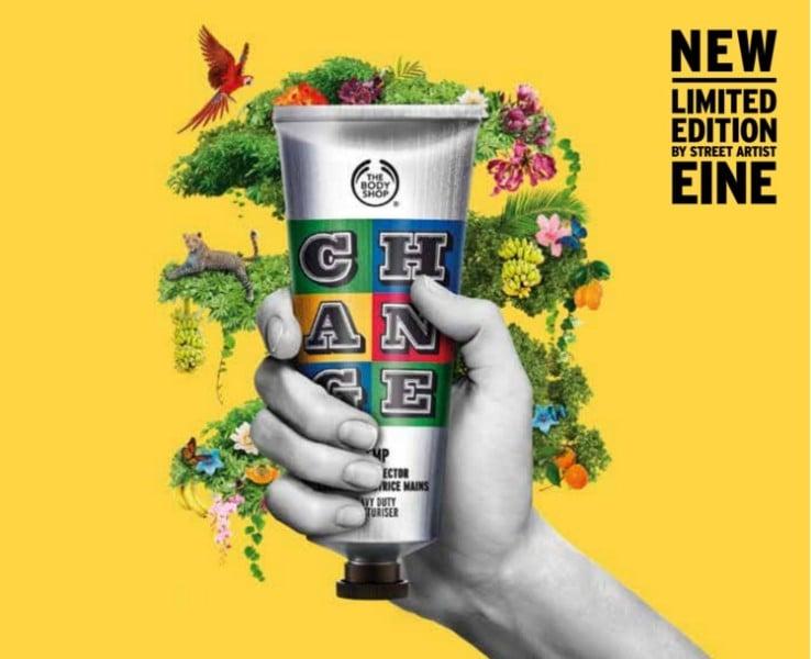 The Body Shop Hemp Hand Protector Cream review