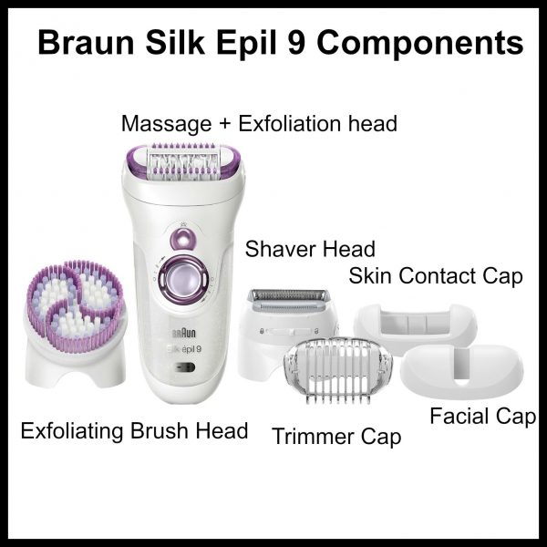 Braun Silk Epil 9 review