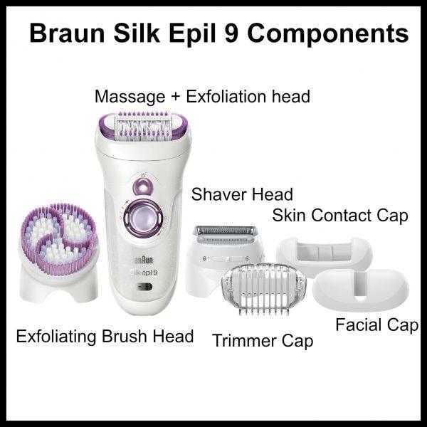 Braun Silk Epil 9 review