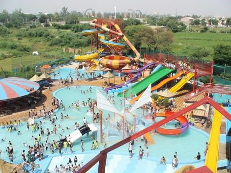 Top 5 amusements parks in Delhi NCR