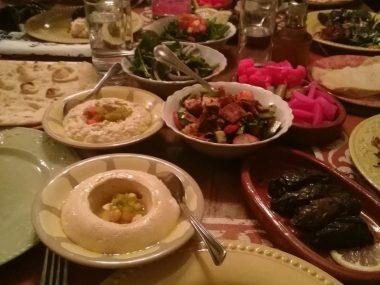 5 must try Arabic foods in Jordan