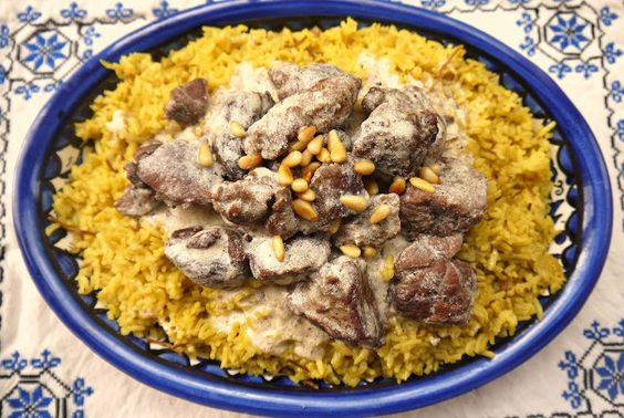 5 must try Arabic foods in Jordan